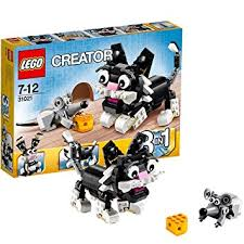 cat creator lego creator cat and mouse 31021 toys