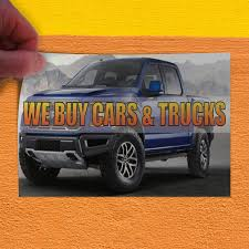 100 We Buy Trucks Amazoncom Decal Sticker Cars Automotive