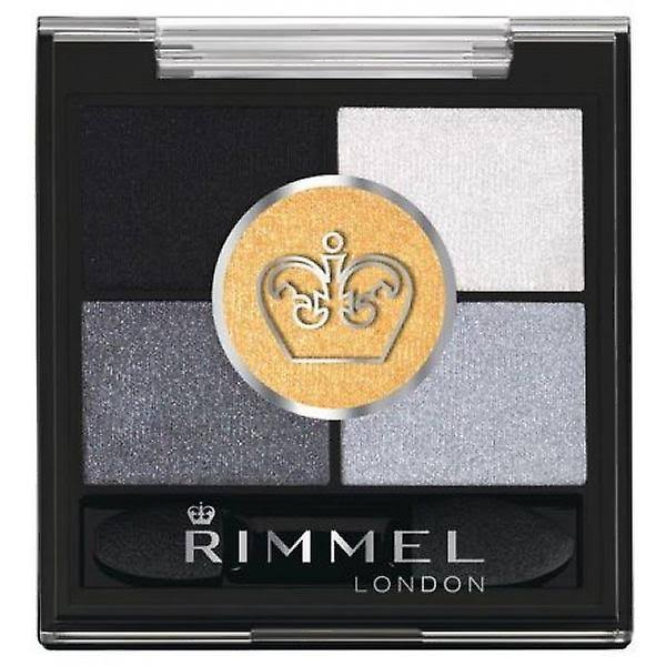 Rimmel London Glam' Eyes HD 5 Pan Eye Shadow - 024 Pinkadilly Circus, 3.8g