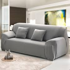 100 Modern Sofa For Living Room Covers Cover Elastic Polyester Towel Furniture Protector Polyester Love Seat Couch Cover Slipcovers Dining