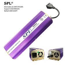 1000 Watt Hps Lamp by High Pressure Sodium Hps Grow Light Bulb