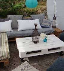 Pallet Patio Furniture – Easy Making Pallet Furniture