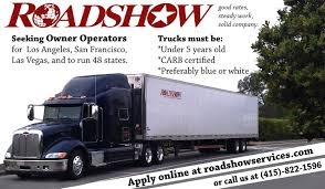 100 Roadshow Trucking By Katie Stine At Coroflotcom