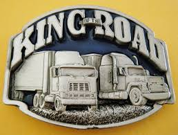 KING OF ROAD LONE TRUCKER BIG TRUCK DRIVER BELT BUCKLES | Cars ... New Products Canada Buckles Free Shipping Low Prices Faest Marruffos Custom Leather Truck Belts Lorry Brass Belt Buckle Ks Sale Shop 3d With Cboard Boxes Stock Illustration Of Rendering Robot Arm Forklift And Conveyor Garage Mechanic Motor Engine Tools Boucle De W 212 Tool Ring Second Alarm Oem Oes Timing Kits For Toyota Tacoma Pickup And Men Vintage Hero Driver Enamel Lsa 6 Rib Accessory Drive For Spacing Ls1 Swap By Lsx Coinental Introduces Heavy Duty Power Transmission Product Nissan Kit Aftermarket Replacement