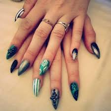 Nail Art Designs 2015 for La s and Girls