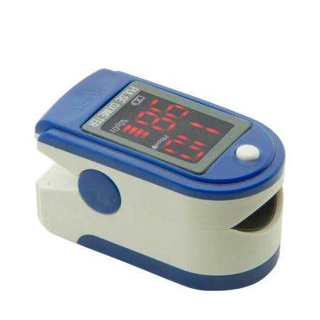 CMS 50-DL Pulse Oximeter with Neck Wrist Cord