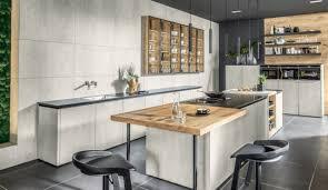 küche in betonoptik industrial style liegt voll im trend