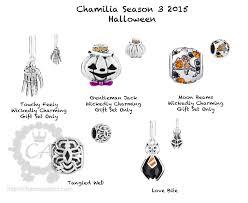Pandora Halloween Charms by Chamilia Fall Season 3 2015 Collection Preview Charms Addict