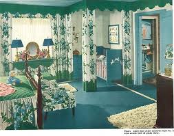 1940s Decorating Style