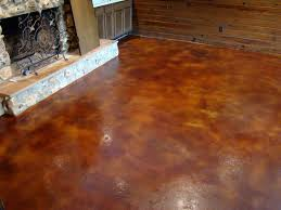 Poured Epoxy Flooring Springfield Mo by Etched In Stone Designs Orlando Fl Stained Concrete Concrete