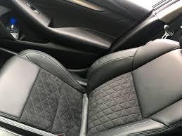 2017 Nissan Maxima SR Midnight Edition Interior 16