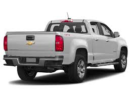 New 2019 Chevrolet Colorado 2WD Work Truck Crew Cab Pickup In San ...