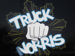 Truck Norris – Not Even Chuck Norris Can Help You   DineDelish Diesel Brothers Truck Norris Randicchinecom People Of Craigslist Fca Releases Chuck Promo Pics Videos Medium Duty Work My 89 Ford Bronco Home Pinterest Facebook Is Back Hot Rod Network Diessellerz Drhdisverycom F Mint Race Texas Bbq Accueil Possibly The Most Merica Thing On 4 Wheels Drivgline The Brewdog Bar Which Would Be Awesome To Hire For