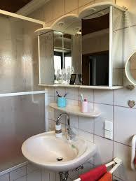 spiegelschrank duscholux bad hängeschrank inkl beleuchtung