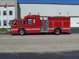 Seagrave Fire Apparatus Unified Fire Authority