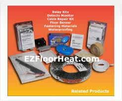 floor heat hydronic under floor heating easy radiant heated floors