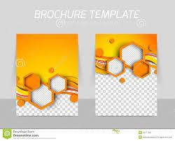Brochure Background Stock Vector Illustration Of Business