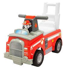 100 Fire Truck Ride On Paw Patrol Marshall Walmartcom