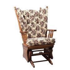 glider rocking chair walmart canada glider rocking chair cushions