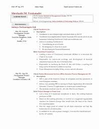 Information Technology Resume Examples Unique Resumes That Work Elegant Awesome Sample Applying Job Of