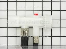 Kenmore Portable Dishwasher Faucet Adaptor Coupling by Frigidaire 154187106 Hose U0026 Coupler Assembly Appliancepartspros Com