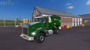 100 Feed Truck Kenworth V 10 FS17 Mods