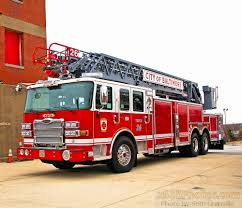 100 26 Truck Baltimore City Fire Department 2018 Pierce Enforc Flickr