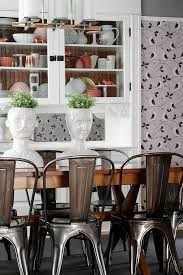 Perfect Restoration Hardware Bistro Chair With New Marais Chairs In The Dining Room Making It Lovely