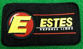 Estes Express Lines Embroidered Patch | Etsy Store | Pinterest ...