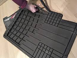 Weathertech Floor Mats Amazonca by These Weathertech Floor Mats Are Perfect For The Do It Yourselfer