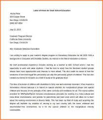 3 graduate school letter of intent sample