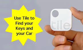 tile a tiny tag will find your purse briefcase even