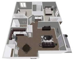 100 The Willow House Plan Floor S Falls Condos
