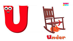 Short U Alphabet Activities At EnchantedLearningcom