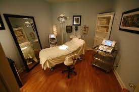 One Of The Treatment Rooms At Belle Visage