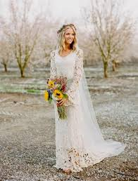 Rustic Country Style Wedding Dresses Decoration Ideas