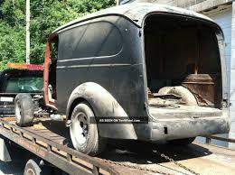 100 Panel Trucks 1946 Chevrolet Truck