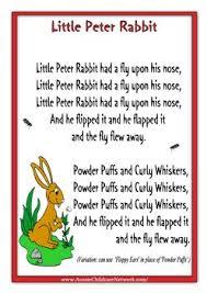 Popular Nursery Children Rhymes In Color Posters