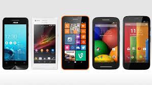 Five of the best Bud smartphones for 2014