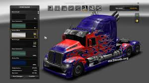 Optimus Prime Transformers 4 Truck | Euro Truck Simulator 2 Mods ... Optimus Prime Evasion Mode Transformers Toys Tfw2005 Movie Replica To Attend Tfcon Charlotte 4 Truck Hd Wallpaper Background Images Autobot Radio Control Robot Nikko 640x960 The Last Knight 5 5k Iphone Vehicle Alt Galleries Cars Of Age Exnction Photos Transformer Wannabe Artist