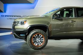 2016 Chevrolet Colorado ZR2 | GM Authority