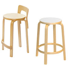 Artek - K65 Kitchen Chair, Birch Wood Veneer Barstoolri Bar Stool With Backrest Solid Wood Frame Ftstool Ding Chair High Stools Yellow Pp Seat Kitchen Folding Step Simple Special Home Goods Square Base Blackpaddedfdinghighchairbreakfastkitchenbarstool Counter Swivel Backless Round Tables 2x Wooden Cafe Padded Gas Lift Black Baby Stepup Helper Espresso Washing Room Buy For Kids Hairkitchen Chairwooden Product H4home Rustic 2 Pcs Acacia Chairs H4home Fnitures Design Redation And Lifting Height Fashion Metal Front Evolu High Chair Pu Leather Gaslift