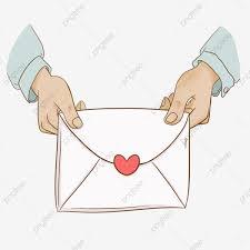 Cartas De Amor Con Dibujos Animados