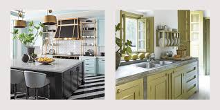 Painting Wood Kitchen Cabinets Ideas 15 Best Painted Kitchen Cabinets Ideas For Transforming