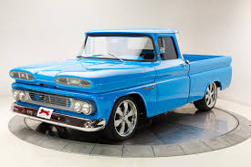 100 1960 Chevy Truck Chevrolet C10 Duffys Classic Cars