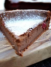 recette avec des oeufs dessert fondant au chocolat et à la ricotta sans farine recettes by hanane