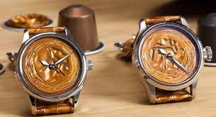Brandchannel Nespresso Crush Used Coffee Capsules Now Upcycled As Watches