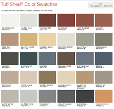 Tuff Shed Reno Hours by Tuff Shed Introducing Our New Paint From Ppg