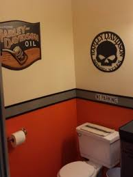 Best Choice Of Further Harley Davidson Home Decor Bathroom Besides Some On