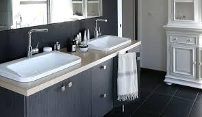 cuisine fait salle de bain avec meuble cuisine le bains se fait chic en 13 photos